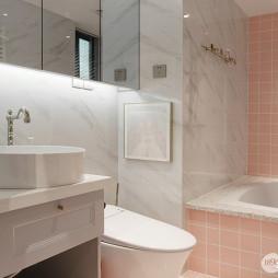 北欧风格舒适浴室