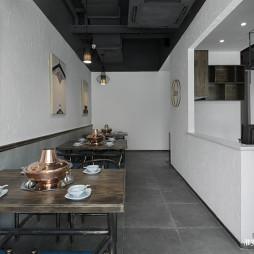 中国元素的混搭风格中餐厅设计2