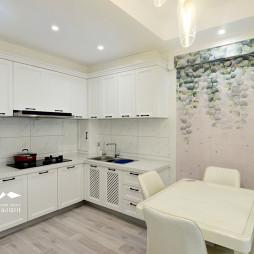 简约的现代风格小户型厨房设计