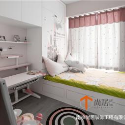 诗意感强的现代风格三居室儿童房设计