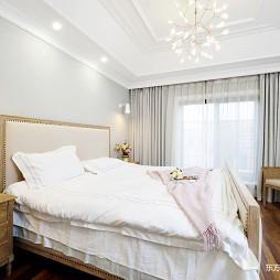 温暖的美式风格别墅卧室设计