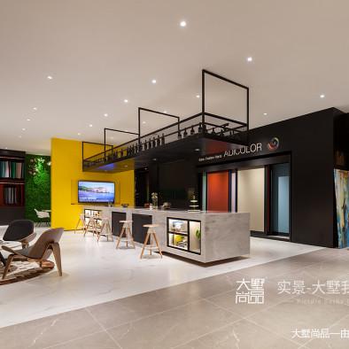 由伟壮展厅设计丨ADIcolor:开启单色涂料的定制时代_3417410