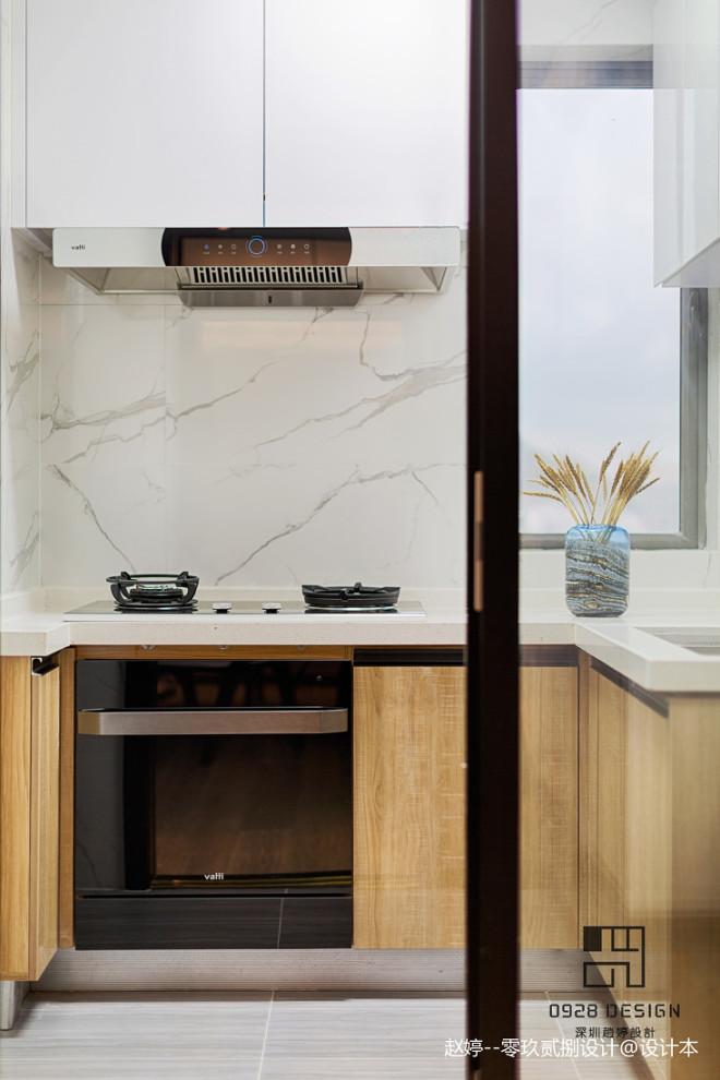 舒适的中式四居室厨房设计