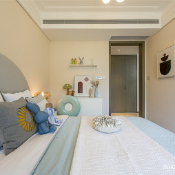好看的混搭风格展示空间卧室设计