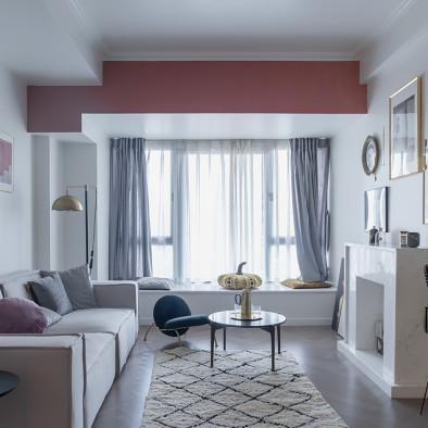小户型北欧客厅设计