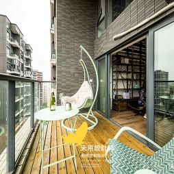 休闲阳台设计