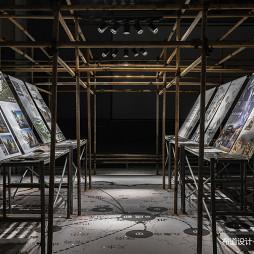 矩阵藏羌 | 国家艺术基金项目展厅设计图欣赏