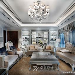 住宅空间新古典客厅设计
