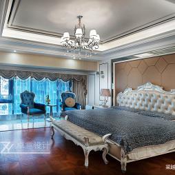 四居新古典卧室设计