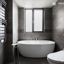 三居简欧卫浴设计