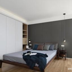 三居现代卧室设计