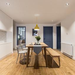 住宅空间北欧餐厅设计