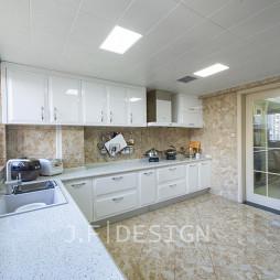 三居住宅混搭厨房设计