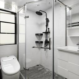三居住宅卫浴设计