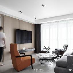 简约风格客厅装修设计图