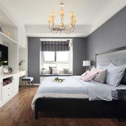 惬意的卧室设计
