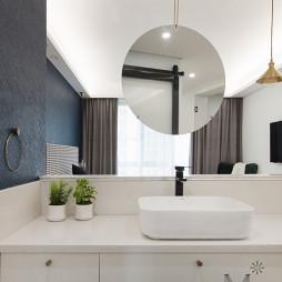 卫浴区域设计