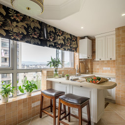 四居美式厨房设计