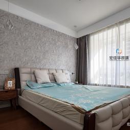 现代卧室设计