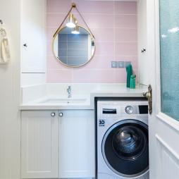 粉色系卫浴