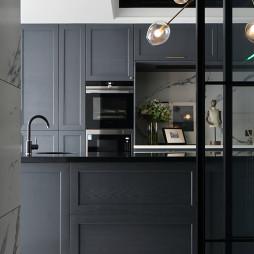 复古现代厨房设计