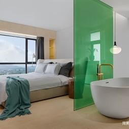 简美设计卧室设计图