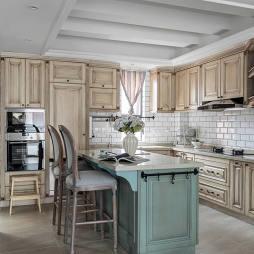 法式二居厨房设计