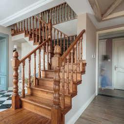 法式二居楼梯设计