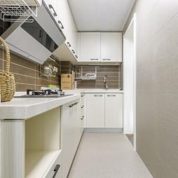 70平米北欧厨房设计图