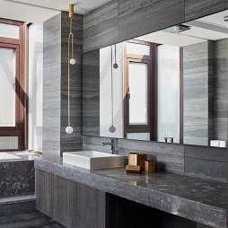 優雅中式衛浴設計