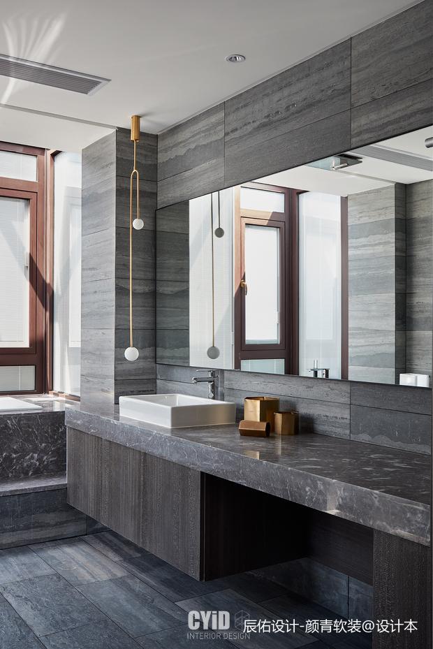 优雅中式卫浴设计