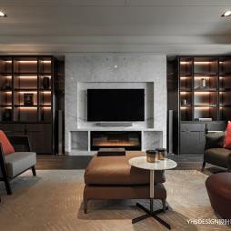 新古典豪宅書房設計