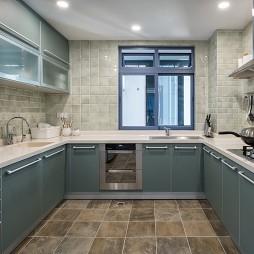美式四居厨房设计