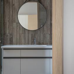北欧别墅洗手台设计图
