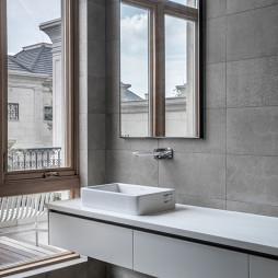 北欧别墅洗手台设计