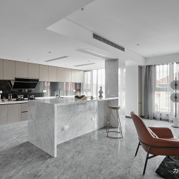 时尚个性现代厨房设计