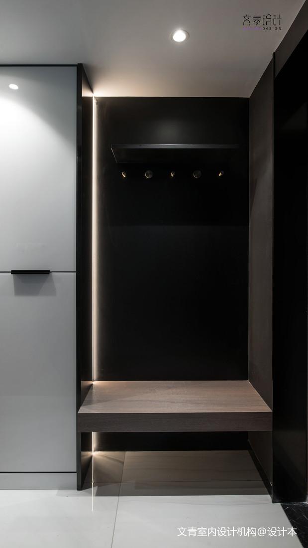 純凈現代玄關設計