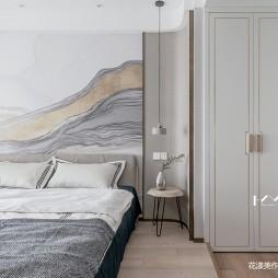 画意现代卧室衣柜设计