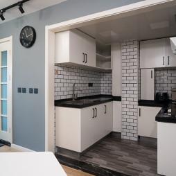 7度公寓简约厨房设计