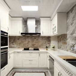 法式四居厨房设计