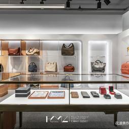 巴黎人展厅展示柜设计图