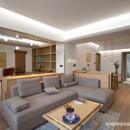 住宅-简约客厅设计图