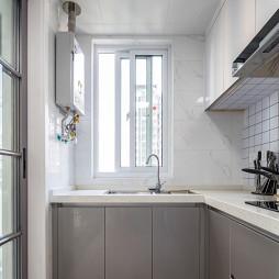 简约现代厨房设计实景