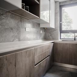 现代简约厨房橱柜设计