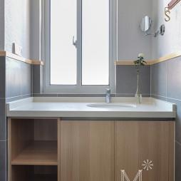 117m² 日式洗手台设计