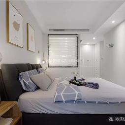 简约素雅卧室设计