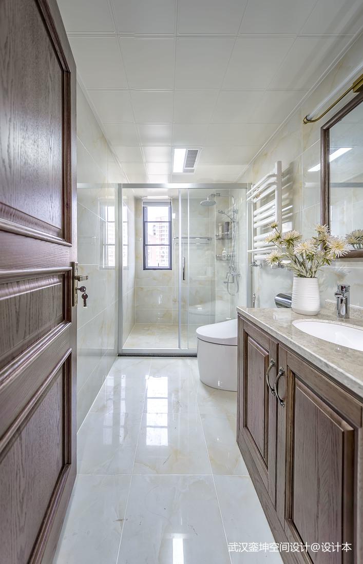 中式卫浴设计
