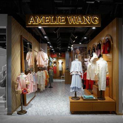 Amelie Wang亲子童装…_3462100
