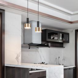 现代三室吧台设计