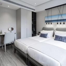 长租公寓双人房设计
